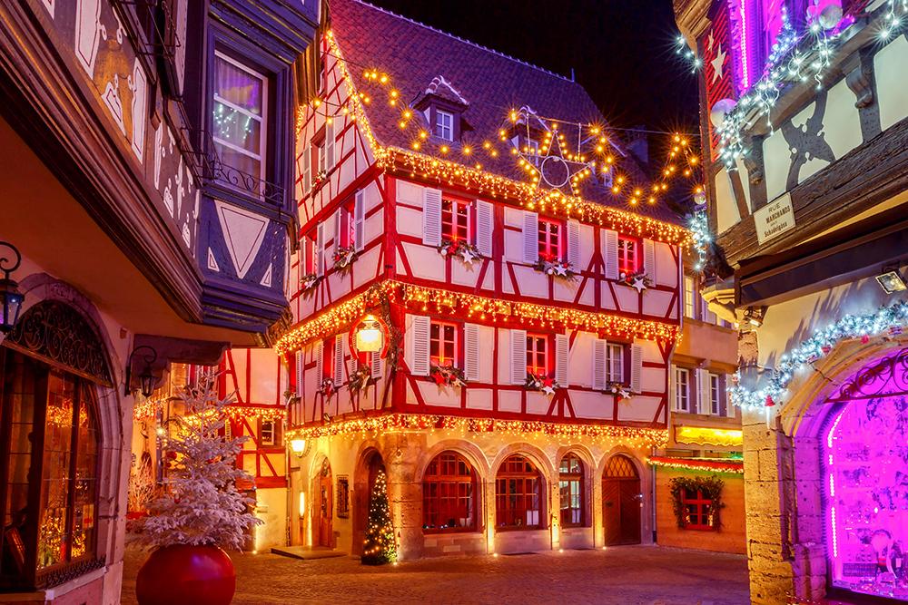 Marchés Noël Alsace